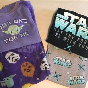 Star Wars Pajamas 2 Pairs